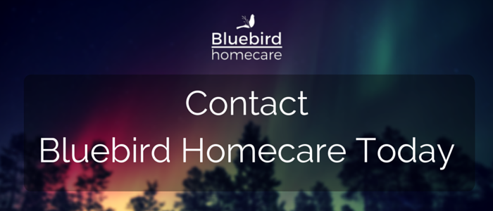 Contact Bluebird Homecare