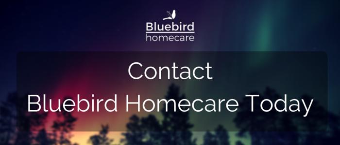 Contact Bluebird Homecare