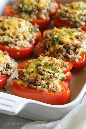 turkey-stuffed-peppers